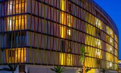 Kigali Rodisson Blue hotel
