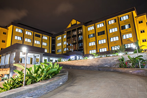 Serena Hotel Kigali