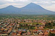 tourist attractions in north western Rwanda