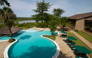 Lodges in Murchison falls National park