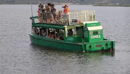 Kazinga Channel Boat cruise